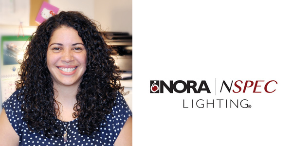 Nora Lighting Appoints Karen Rosales New Human Resources Manager