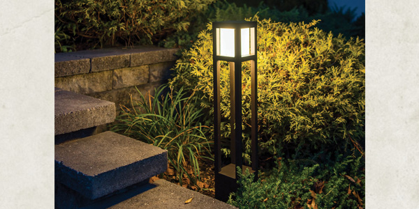 WAC Landscape Lighting Unveils New LED Landscape Bollards