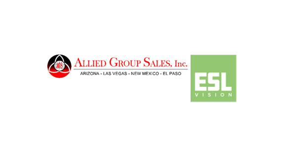 ESL Vision Selects Allied Group Sales to Represent its Line of LED Lighting Products in the Southwest