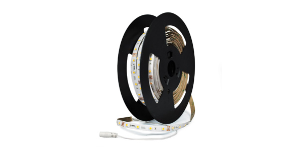 Nora lighting adds 100 continuous rolls to led tape light series nora lighting adds 100 continuous rolls to led tape light series mozeypictures Choice Image