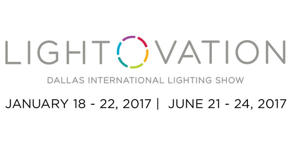 More New and Expanded Showrooms, Product Launches, and Big Events for January 2018 Lightovation