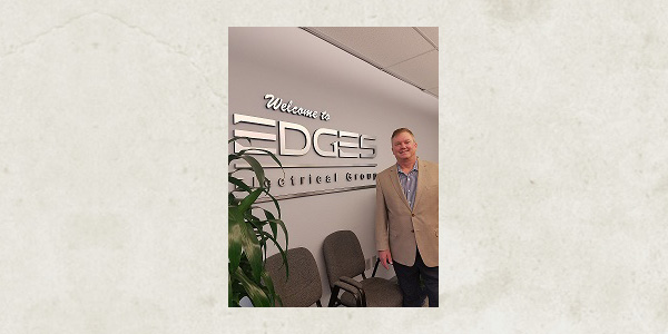 Mike Brinton Joins Edges Electrical Group