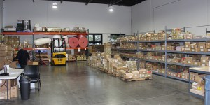 Warehouse/Shipping Area
