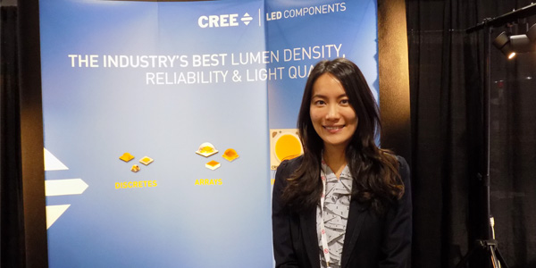 Cree, Inc. - Paige Tao