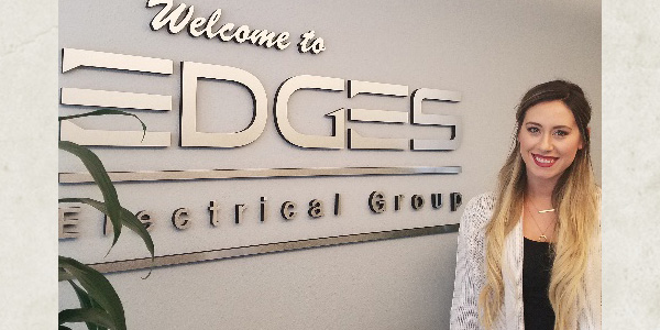 Edges Electrical Group Welcomes Elizabeth Thill