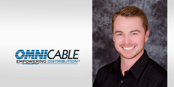 Omni Cable Promotes Chris Jablonski to Charlotte Sales Manager