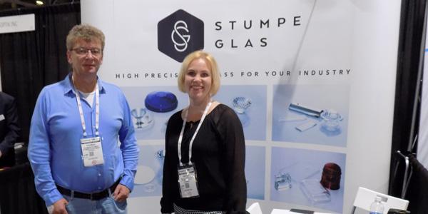 Stumpe Glas -Thomas Stumpe, Nicole Martin