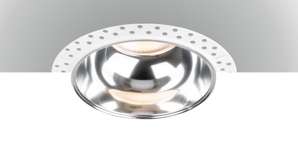 SLV Introduces a Commercial Trimless Downlight