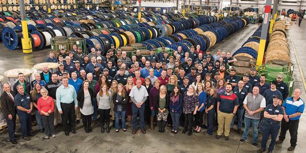 Service Wire Co. Celebrates 50th Anniversary