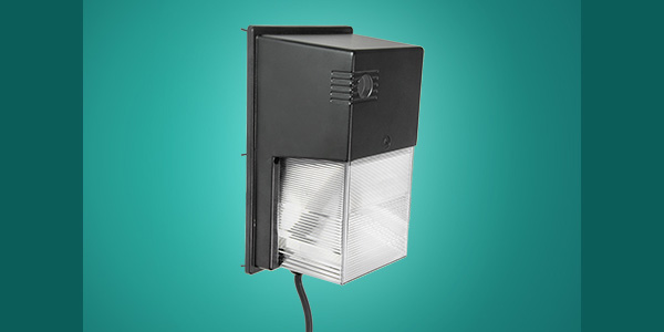 New Dimmable LED Mini Wall Packs Reduce Cost of Perimeter Security Lighting