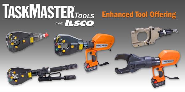 New Taskmaster Tools from Ilsco