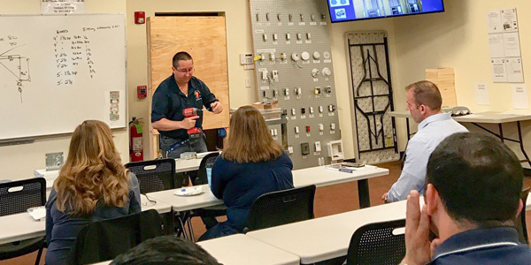 Topaz Supports Continuing Education for Employees and the Community
