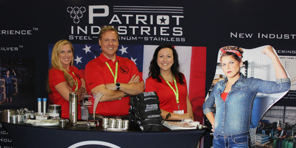 Patriot Industries Receives a NECA Showcase Showstopper Award for Patriot Magnum