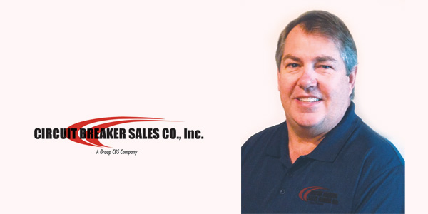 Circuit Breaker Sales Names Fred Dotson Field Service Manager in Florida