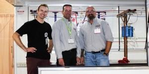 LCAF – Roman Verhnyak, Pete Lewis, Brian Schneider