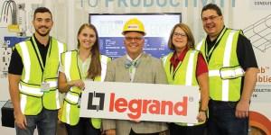 Legrand – TJ Losowski, Shelby Loyd, Steve Killius, Nancy Lane, Rob Conrad