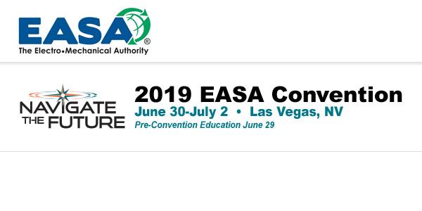EASA Announces Program for 2019 Convention