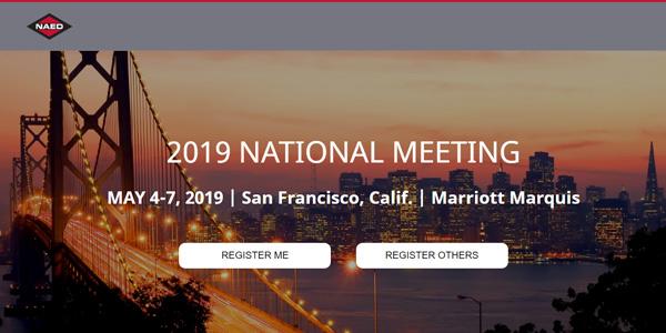 NAED National Meeting 2019