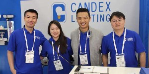 Candex Lighting - Arthur Fang, Anna Hsieh, Long Tran, Michael Hsieh