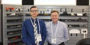 Custom Plastics Inc - Ed Poelsterl, Patrick Waldschmidt