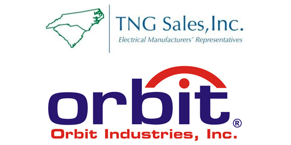 Orbit Industries, Inc. Selects TNG Sales, Inc. to Represent Full Product Line in the Carolinas