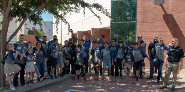 Rosendin's Arizona Office Hosts Interactive Bring Your Kids to Work Day