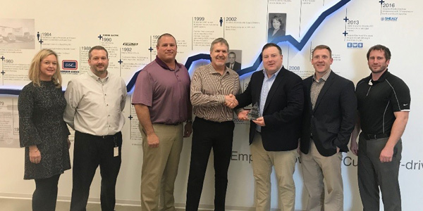 Border States Electric Announces 2018 Supplier of the Year Awards - RW Lyall Receives Market Development Excellence Award
