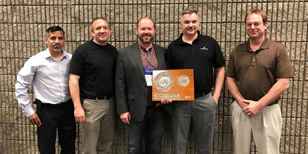 Emerson Recognized by American Foundry Society with 2019 Plant Engineering Award