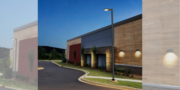 Hubbell Outdoor Lighting Introduces Ratio Family of Area and Flood Luminaires