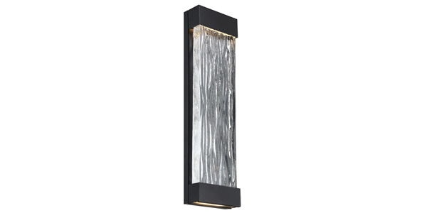 Modern Forms introduces Fathom LED Indoor/Outdoor Wall Sconce