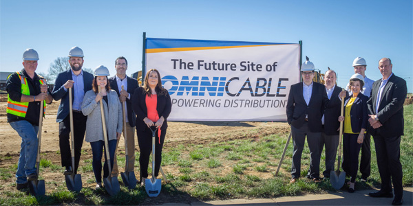 OmniCable Breaks Ground on New Colorado Branch Facility