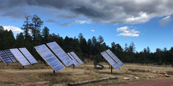 Rosendin Empowers Kids by Bringing Solar Power, Wi-Fi, and More to Arizona Camp