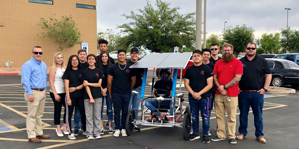 Rosendin Electric Inspires Local Students to Pursue STEM Careers