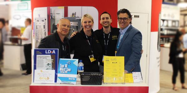 A.L.P./Bill Brown Sales - Steve Brown, Jodi Vogl, Michael Malvin, David Brown