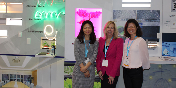 American Bright - Sherry Lin, Jani Duffy, June Chen