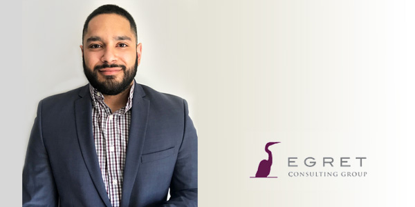 Egret Consulting Welcomes New Executive Recruiter