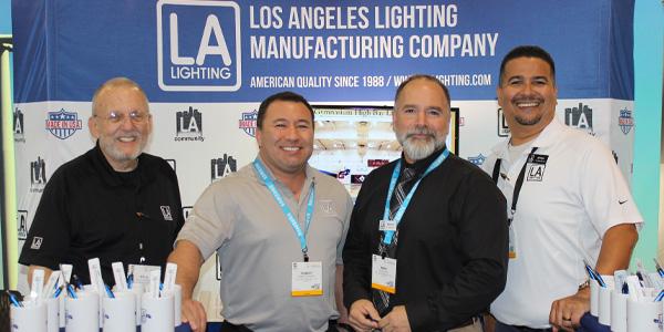 LA Lighting – Kyle Everson, Robert Shapiro, Mark Jarel, Jeff Flores