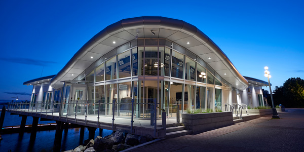 Lighting Remarkable Experiences at Canada's First Luxury Green Marina
