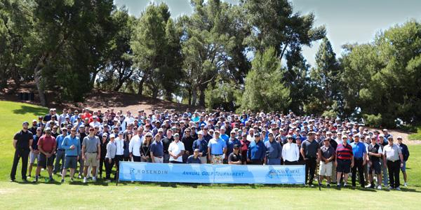 Annual Rosendin Golf Tournament Raises Upwards of $200,000 For Navy SEAL Foundation