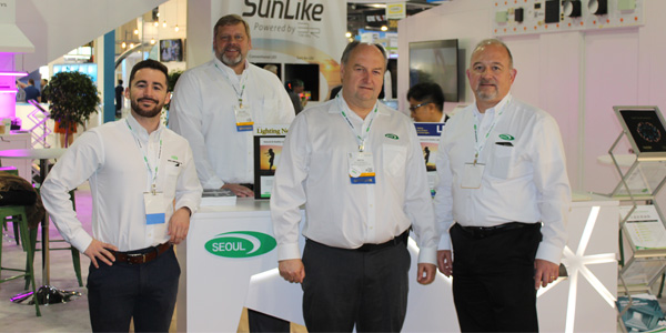 Seoul Semiconductor – Diego Solorzano, Michael Fritzman, Keith Hopwood, Rich Turner
