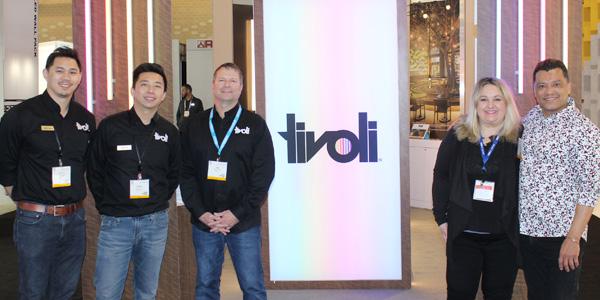 Tivoli - Scott Chang, Larry Lin, Joe Consigli, Birgit Collins, Ivis Parada