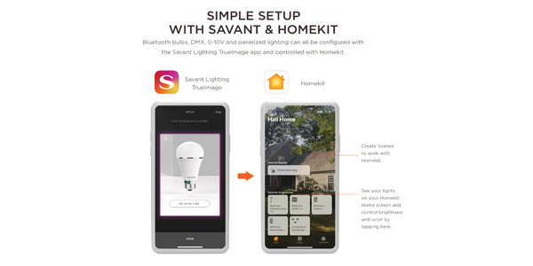 Savant Unvails Apple HomeKit Compatibility at 2019 LIGHTFAIR