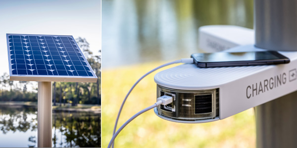 Legrand Introduces New Solar Charging Kit