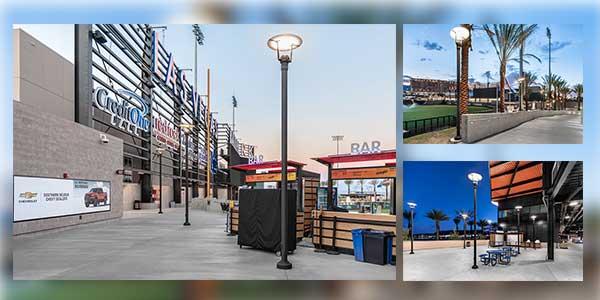 Fan Experience is Illuminated at Award-Winning Ballpark