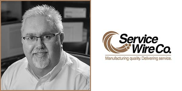 Chuck Oldaker Named Executive Vice President, Service Wire Co.