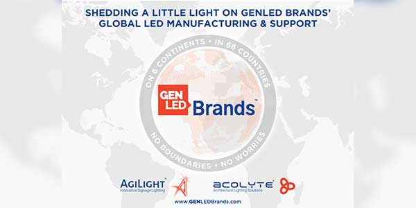 GENLED Brands Highlights Global LED Manufacturing and Support Capabilities