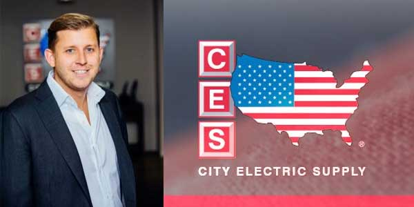 Meet Thomas Hartland-Mackie President & CEO City Electric Supply Company