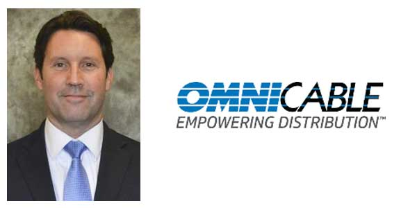 Omni Cable Announces Promotion of Chip Barrett to VP of Supply Chain
