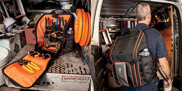 Klein Tools Introduces Tool Station Backpack
