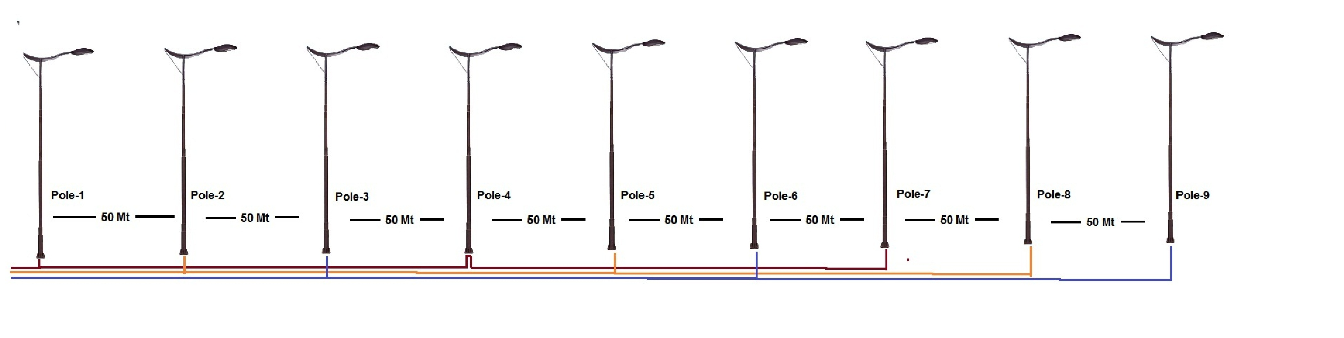 single phase voltage drop formula electric rice cooker wiring diagram calculate cable for street light pole
